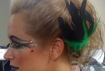 Zapiens Salon makeup artist Kathy