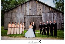Country/Barn Wedding Style