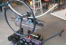 mesin rool maual