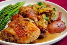 It's what's for dinner! - Chicken