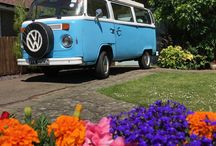 Dolly the Campervan