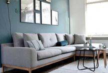 living room, lounge - pokój dzienny, salon
