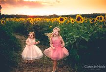 Children Photography / Custom by Nicole Photography Children Portrait Sessions