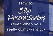 Productivity ~ / How to create a life full of productivity and make the most out of your time!