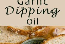 dipping oils