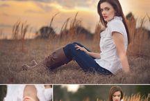 Girls senior pictures