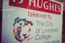 #BigCityTakeover / Here are photographs of the takeover by fashion retail students from The City of Liverpool College ...   Students were let loose in TJ Hughes, London Road store and dressed their windows with their fantastic summer products. From the garden, to summer fashion, and through to the beach - the students did a fantastic job!  #TJStakeover