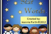 sight words / by Jennifer- Glidden