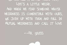 Dr. Seuss / by Elisabeth Wann