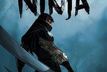 Ninja / by Andrew Baldock
