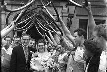 Bringás esküvő / Biker wedding