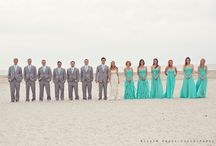 Wedding: Dresses and Colors / by Megan Muhlbauer