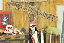 Pirates of the Caribean Theme Party