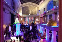 Corporate Event at Union Station / Inspiration to make your company's event a stylish success!