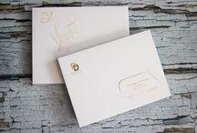 Dex Druk Photo Storage Boxes / Dex Druk Photo Storage Boxes - in fine paper and decorative canvas texture. Color: white, brown and blue.  info@dex-druk.pl  www.dex-druk.pl