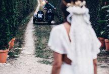 Rustic Outdoor Spanish Wedding