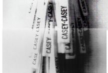 CASEY CASEY / womens and menswear designer label. made in France. new shop now open in Paris @ 6 rue de Solférino 75007