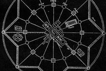 Architectural maps