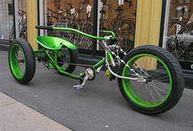 Custom trikes