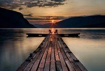 Favorite places- Docks & Piers / by Angela Borukhovich- BonusMomChef