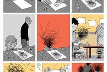 Comic-Novela gráfica