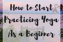 yoga begginner