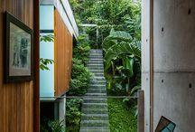 MODERN HOUSE GREEN VILLE