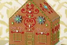Gingerbread Houses / by Elizabeth Prosnick