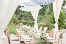 Garden Weddings / From rustic garden theme, romantic or vintage.