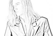Album dei disegni di Styxx / *fonte: Sherrilyn Kenyon