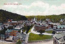 Historic Hot Springs, Arkansas