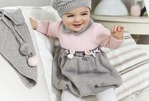 Outfit para bebés