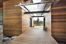 Modern Inspirations / Inspiration for residential contemporary/modern design, at home in nature. / by Weston Noyes