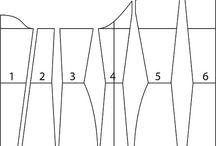 pattern making / pattern making tutorials