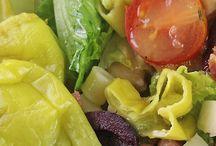 Olasz saláták
