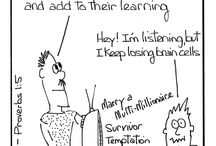 Wise Cracks / Proverbial Cartoons