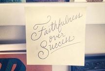 Good Words / by Nat Leeman