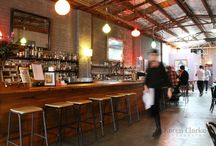 Melbourne - a mecca for good eating and drinking! / Too much to choose from! / by Susan Myers