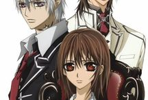 Vampire Knight / The animes and characters i've watched and loved!<3