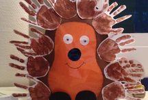 ježek a jeho kamarádi