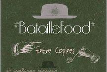 "#BatailleFood42 / Bataille Food chez Helene Keskonmangemaman  Son thème c'est : ""la Crumble Mania"