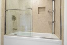 Bathroom Design 127 / Contemporary bathroom design from southern California remodeler One Week Bath.