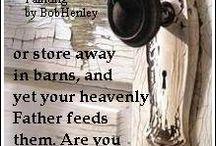 Bible verses / by Sweetlysinging