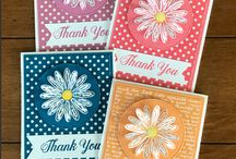 Gänseblümchen Stampin`up Daisy Delight