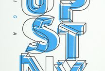 //graphic design typography ideas