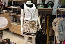 Vetrine primavera 2014 / Aquilone Kids fashion e style lab uomo e donna