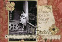 Scrapbooking - Vintage