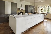 Kitchen Architecture bulthaup case study : Sensitive refurbishment of a 16th century vicarage / bulthaup by Kitchen architecture case study - Sensitive refurbishment of a 16th century vicarage