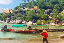 Hotels & Bars in Thailand / Koh Samui, Koh Phangan, Koh Tao, Koh Phi Phi