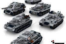 LEGO_NÁPADY_Vojenství